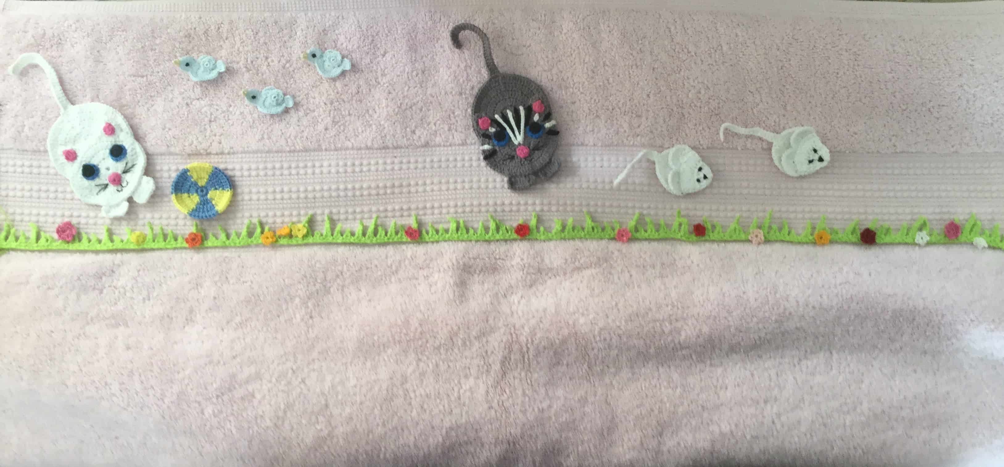 Free Crochet Patterns for Cat Lovers – The Cat's Meow! | Crochet ... | 1514x3255