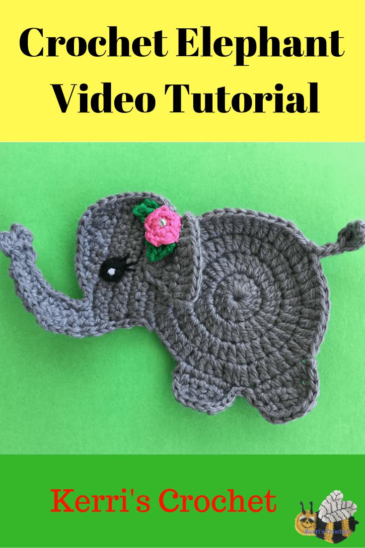 Olivier pattern by Rohn Strong | Crochet elephant pattern, Diy ... | 1102x735