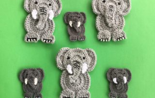 The Sweetest Crochet Elephant Patterns To Try | The WHOot | 202x320